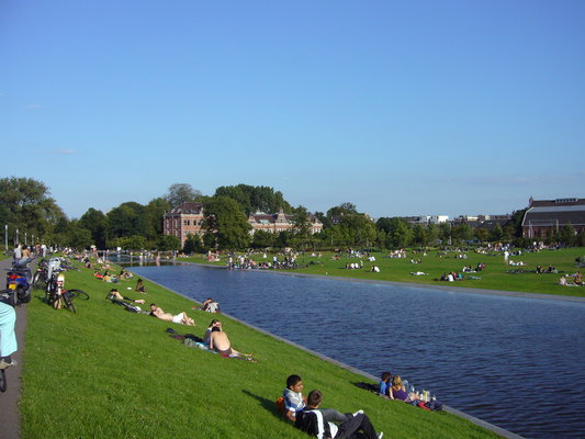 Westerpark zomer