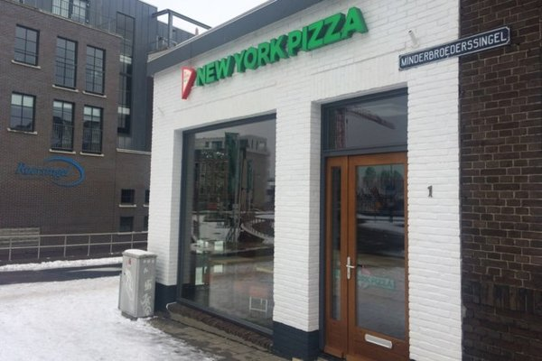 New york pizza roermond