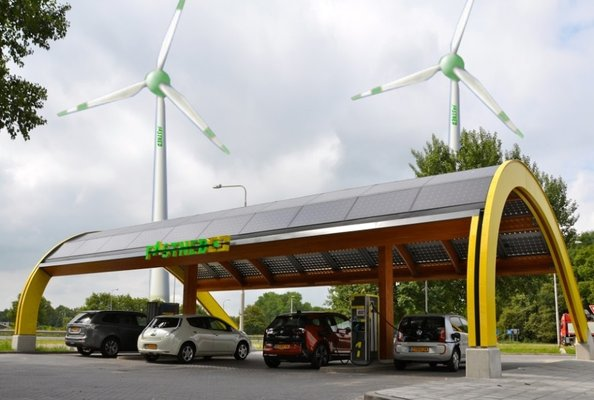 Fastned windmolens