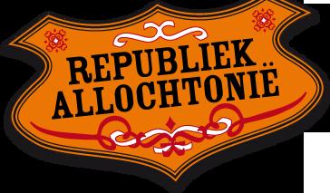 Logo Republiek Allochtonië