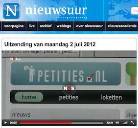 Nieuwsuur screenshot