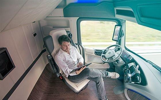 Tegen zelfrijdende vrachtwagens - Petities.nl