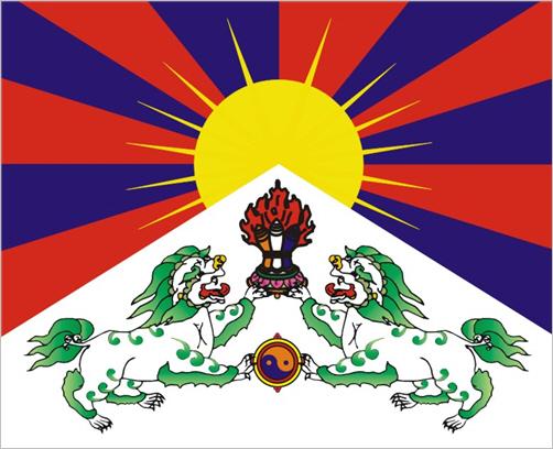 Tibetaanse_vlag