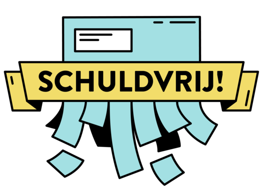 Schuldvrij logo 4x3 groot