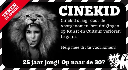 Cinekid_petitie