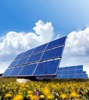 Solarpanelfield
